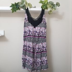 Cute Forever 21 Floral Dress